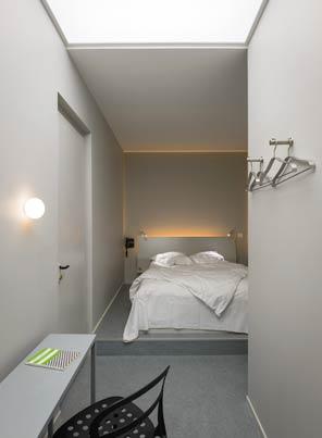 Hôtel Continental- chambre Classic 105