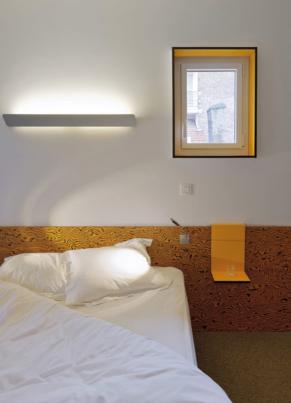 Hôtel Continental Saint-Etienne - Chambre 211 & 212 Chic
