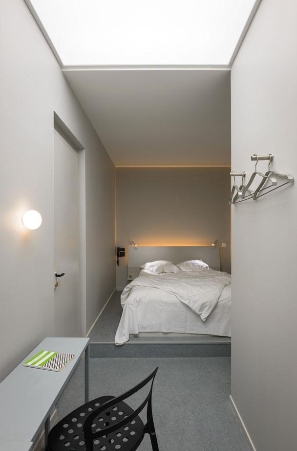 Hôtel Continental Saint-Etienne - Chambre 105 Classic
