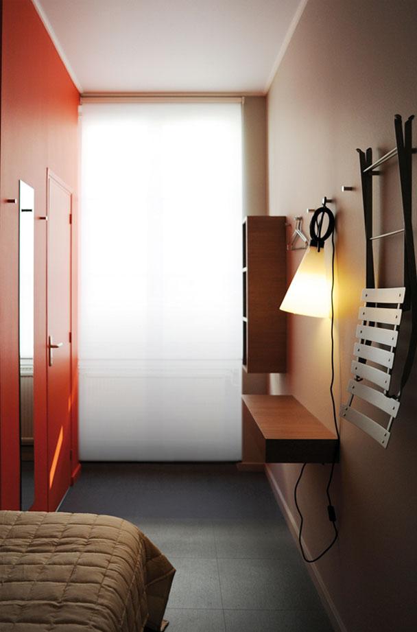 Hôtel Continental Saint-Etienne - Chambre 203 Classic