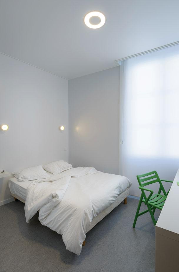 Hôtel Continental Saint-Etienne - Chambre 115 & 204 Classic