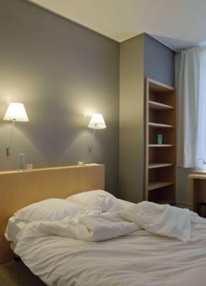 Hôtel Continental Saint-Etienne - Chambre 208 & 209 Chic